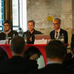 Panel: How Artificial Intelligence Disrupt Current Industries at HHL, Dresden at 13th June 2018