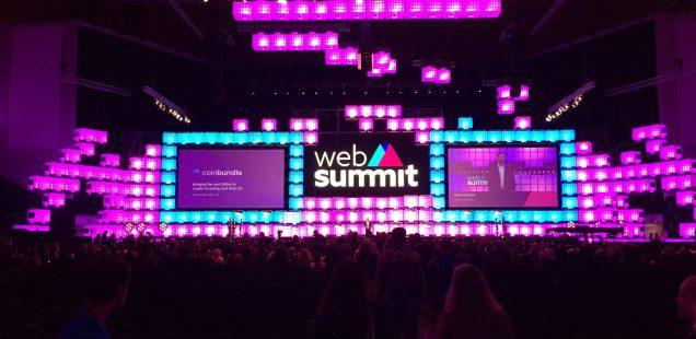 Talk: Web Summit - Unlock the potential with AI in Lisbon - 07. November 2018
