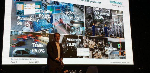 Talk: Siemens Frontrunner 4.0 Croatia - 31. January 2019