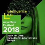 Invited Talk: NewNewFestival - Industrial AI: How to accelerate Machine Intelligence in industrial applications - Stuttgart - 09. October 2018