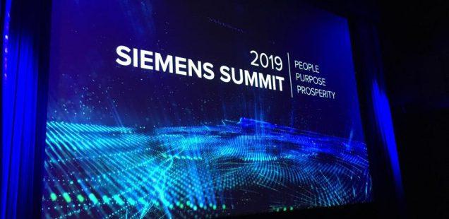 Talk: Siemens Summit Oslo Norway - 12th February 2019