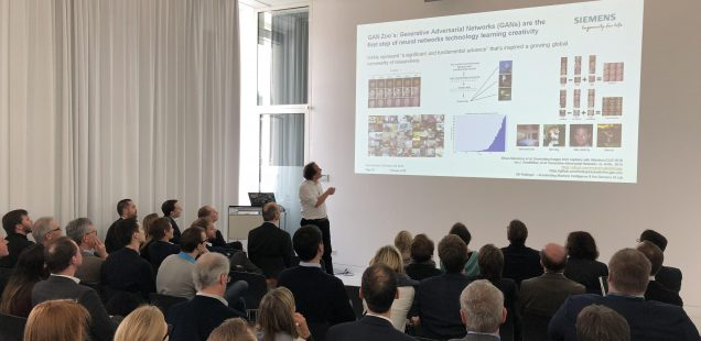 Talk: Trends in Machine Learning Research, CKI Conference Data Analytics and Artificial Intelligence, Technical University Munich (TUM), Munich, Germany, February 26th, 2018