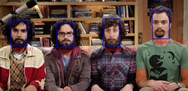 face-api.js — JavaScript API for Face Recognition in the Browser with tensorflow.js