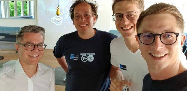 Talk: Responsible AI at HR, Siemens HR Future Festival 2019, 4th of June 2019, Munich