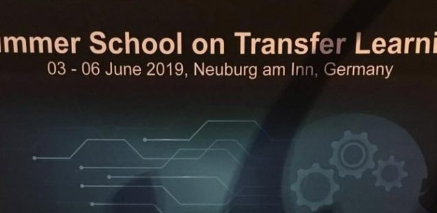 Co-Org: German-French Summer School on Transfer Learning, 6th of June 2019, Passau, Germany