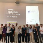 Panel: Nexus Hackathon Water-Food-Energy Nexus - sustainable urban development, 28th August 2019, Munich, Germany