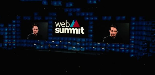 Talk: Web Summit - How companies and entrepreneurs can work for a sustainable future, Lisbon, Portugal, 6th November