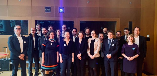 Forum: Expert forum on AI for Environmental and Climate Protection, Federal Ministry of Environment, 27th February 2020, Berlin