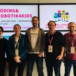 Share: Coding4Robotics for Kids 2020, Nuernberg, 16th January 2020
