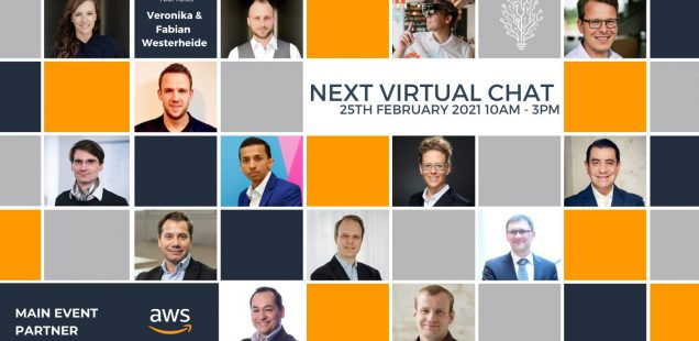 Chat: Scaling IndustrialAI: What's the status of the Industrial Ecosystem, Rise of AI Virtual Chat on Manufacturing & Customer Experience, 25th February 2021